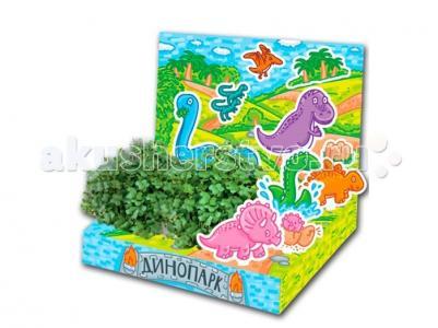 Детский набор для выращивания Динопарк Happy Plant