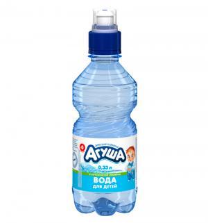 Вода  Детская питьевая, 330 мл Агуша