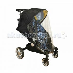 Дождевик  на прогулочный блок Coast Rain Cover-stroller-PVC Larktale