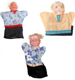 Кукла-перчатка  Дед Русский Стиль