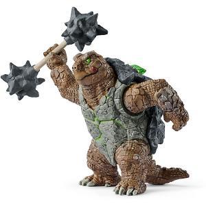 Фигурка  Черепаха в доспехах и с оружием Schleich