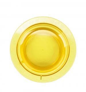 Тарелка  Вкусные фрукты, цвет: желтый Курносики