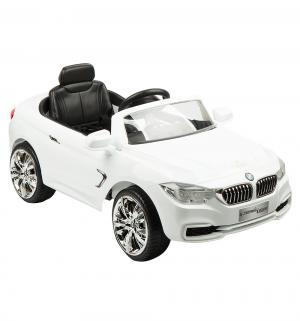 Электромобиль  BMW-4 Series Coupe, цвет: белый Tommy