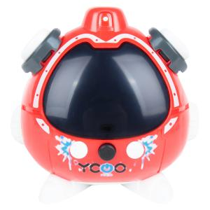 Интерактивный робот  Квизи 9 см цвет: красный Silverlit