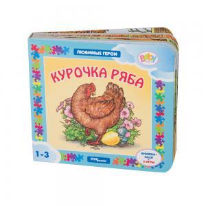 Пазл  Любимые Герои Курочка ряба Step Puzzle