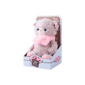 Мягкая игрушка  Киска Cat story Пушистик, 23 см Angel Collection