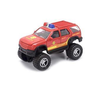 Soma Пожарный внедорожник 18 см Mighty Wheels