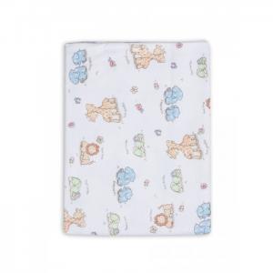 Пеленка  для новорожденных фланелевая Тренды Обнимашки 2 шт. Чудо-чадо