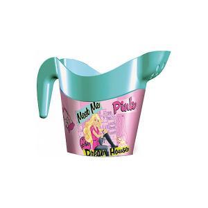 Лейка  Барби, 18 см Unice. Цвет: розовый