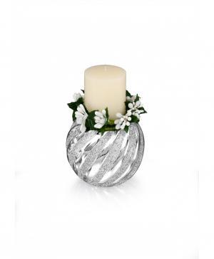 Подсвечник Torchon и ароматизированная свеча Beltrami