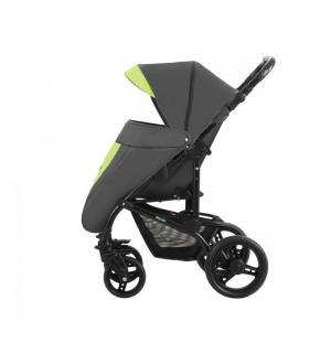Прогулочная коляска  Picollo, цвет: графит/салатовый Aroteam