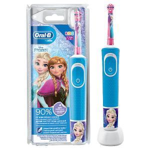 Электрическая зубная щетка  Kids Frozen Oral-B