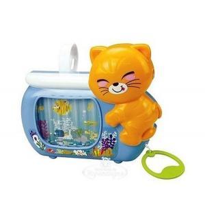 Развивающая игрушка  Аквариум с кошкой Playgo