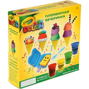 Набор для лепки из теста  Пломбирная вечеринка Crayola