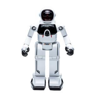 Интерактивный робот  Programme-a-bot цвет: черный/белый Silverlit