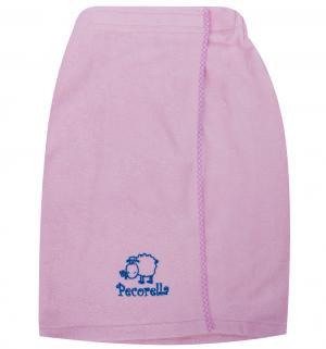 Полотенце , цвет: розовый Pecorella