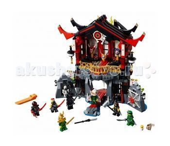 Конструктор  Ninjago 70643 Лего Ниндзяго Храм воскресения Lego