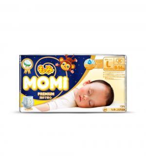 Трусики-подгузники  Premium Night (9-14 кг) 30 шт. Momi