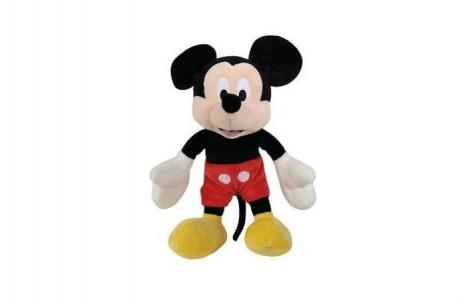 Мягкая игрушка  Микки Маус 25 см 5875741 Nicotoy