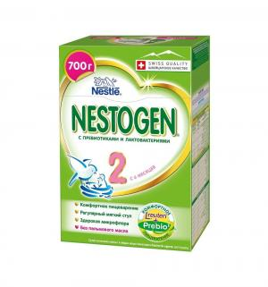 Молочная смесь  2 с 6 месяцев, 700 г Nestogen