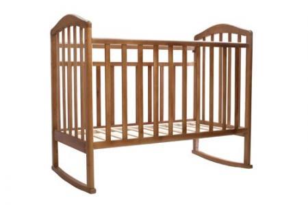 Кровать-качалка Алита 2, цвет: бук Антел