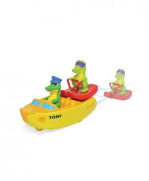 Крокодил на лодке Baby Trend
