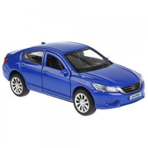 Инерционная машина  Honda Accord, синяя 12 см Технопарк