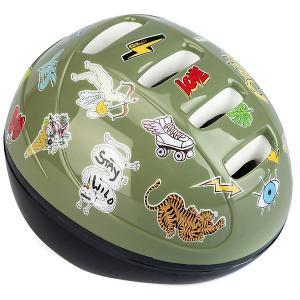 Защитный шлем  Stonehead Happy Baby. Цвет: гранит