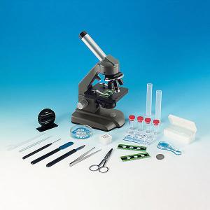 Набор микроскопа , 640x Edu-Toys. Цвет: разноцветный