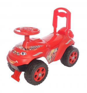Каталка-машина  Автошка, цвет: красный Doloni