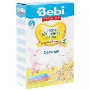 Каша  молочная Овсяная с 5 месяцев 250 г Bebi