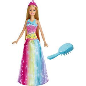 Кукла Barbie Принцесса радужной бухты Mattel