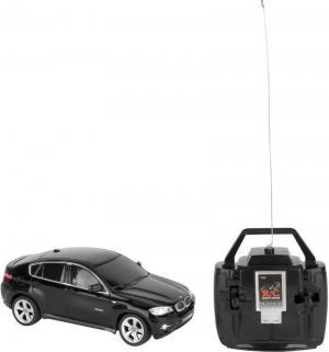 Машина на радиоуправлении  BMW X6 черный 1 : 28 GK Racer Series