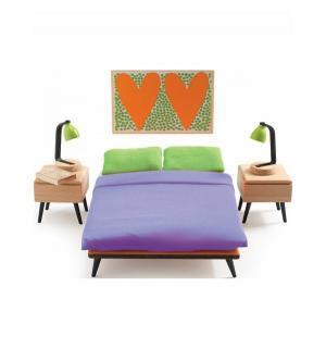 Мебель для кукол  Спальня родителей Djeco