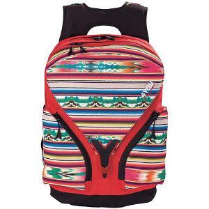 Рюкзак  Igrec Этно, розовый 4YOU. Цвет: разноцветный