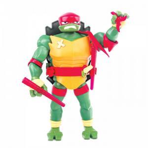 Фигурка Черепашки-ниндзя Раф с панцирем для хранения оружия 27 см Playmates TMNT