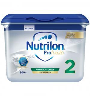 Молочная смесь  Profutura Superpremium 2 с 6 месяцев, 800 г Nutrilon