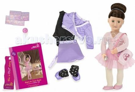 Кукла делюкс 46 см Сидни Ли и Огонь в твоих глазах Our Generation Dolls