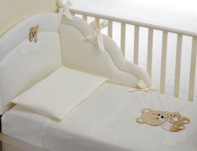 Комплект в кроватку  Abbracci Trudi (4 предмета) Baby Expert