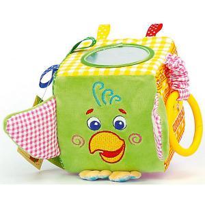 Кубик-подвеска  Попугай Шалун Macik. Цвет: разноцветный