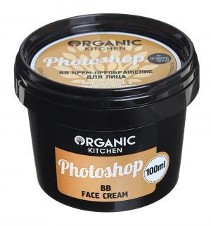 Крем  ВВ преображение Фотошоп, 100 мл Organic Shop