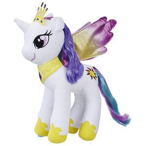 Мягкая игрушка My little Pony Большие пони Принцесса Селестия, 30 см Hasbro