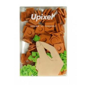 Фишки пиксельные большие  WY-P001 светло-кофейный Upixel