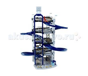 Игровой набор парковка Мерседес 5 уровней Klein