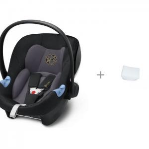 Автокресло  Aton M i-Size с вкладышем в детское АвтоБра Cybex