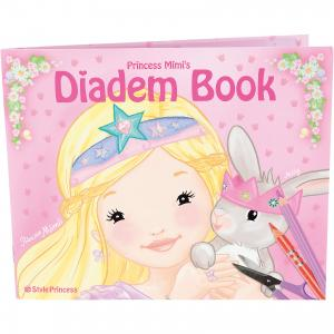 Раскраска Diadem, My Style Princess Depesche