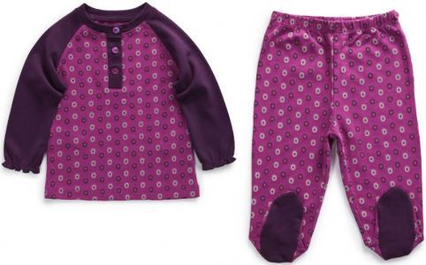 Пижама La Compagnie des Petits. Цвет: фиолетовый