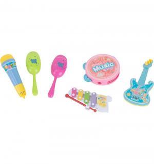 Игровой набор  Умные игрушки Музыкальные инструменты S+S Toys