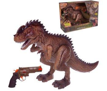 Набор игровой Охота на динозавра Junfa