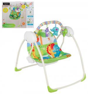 Кресло-качели  Лето, цвет: зеленый Corol